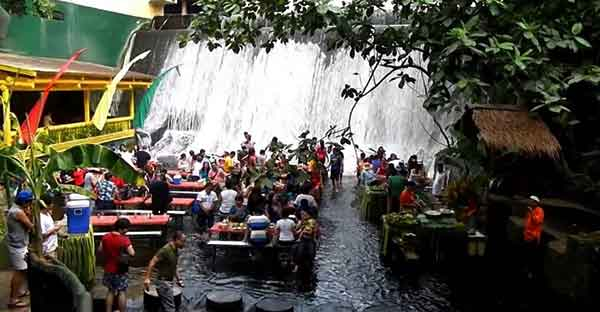 Waterfalls Restaurant