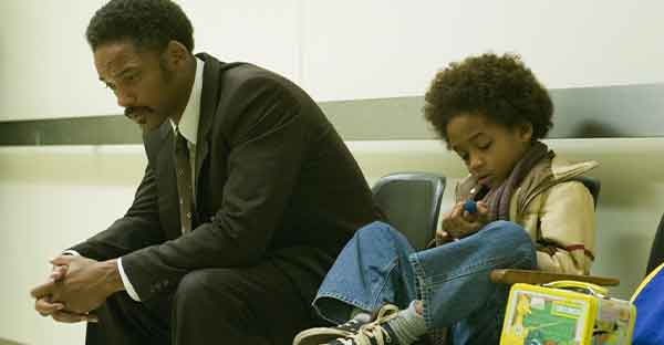 The Pursuit of Happiness movie review