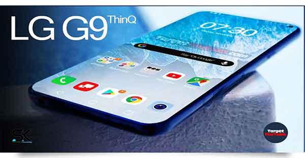 LG G9 Thin Q